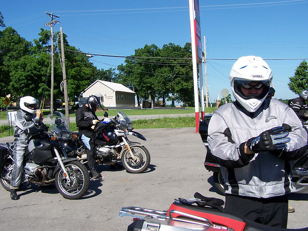 Fathers Day Dual Sport Shop Ride!